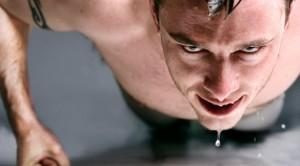 droog trainen HIIT training
