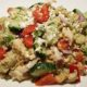 Heerlijke, Eiwitrijke Maaltijdsalade met Couscous en Kip